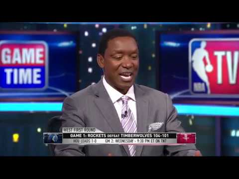 Timberwolves vs Rockets Game 2 Preview | NBA Gametime | April 16, 2018
