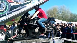 Val-de-Reuil France  city photo : bmw s1000rr puces motos val de reuil