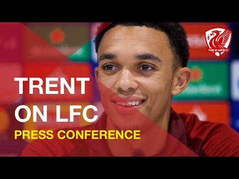 Trent Alexander-Arnold On His Dream To Be Liverpool FC Captain