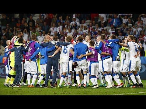 Euro2016: Ιδανική ατμόσφαιρα στην Λιλ.