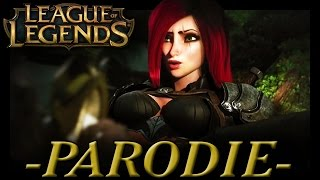 Nonton League of Legends PARODIE Film Subtitle Indonesia Streaming Movie Download