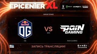 OG vs paiN Gaming, EPICENTER XL, game 2 [Eiritel, LighTofHeaveN]