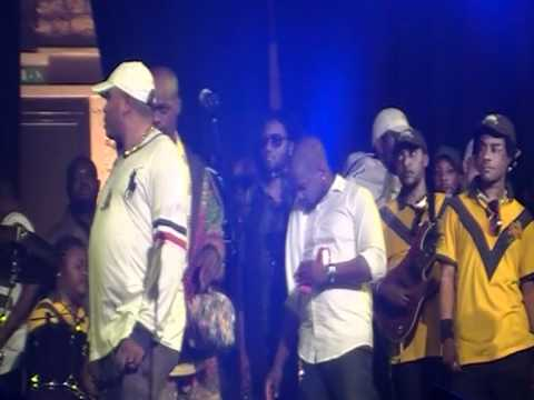 Csar NGADI : JB MPIANA, concert (Zadio suite) 6