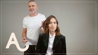 Alexa Chung - A Right Royal Wedding Hair Tutorial
