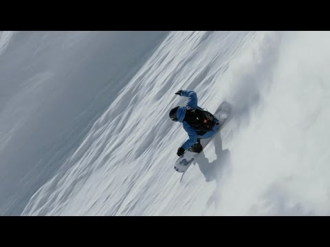 Point Break (Featurette 'Snowboarding')