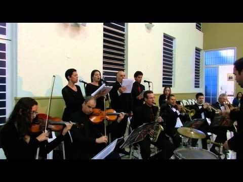 Agnus Dei - Orquestra e Coral de 4 Vozes