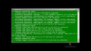 CentOS 6.2 - Installing And Configuring Puppet - A Quick Reference