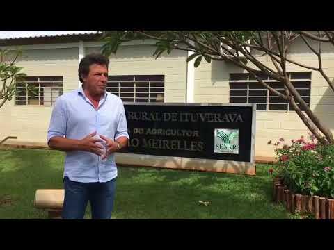 Levantamento de custos de produção em Ituverava (SP)