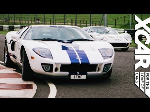 0 Dearborn to Run: XCar Traces the Ford GT Family History [Video]