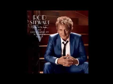 Rod Stewart - Fly Me To The Moon 2010 (COMPLETE CD) Volume V