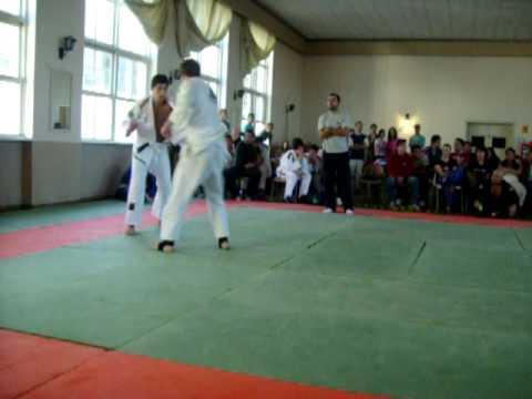 Saulo (DeLaRiva Rio Pardo) campeonato absoluto em Encruzilhada.