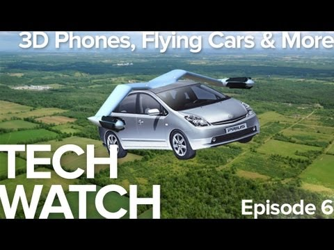 PCWorldVideos - Flying Cars, Amazon Coins, and the Budweiser Buddy Cup - Episode 6.