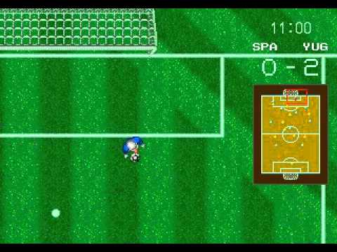 world cup italia 90 megadrive game