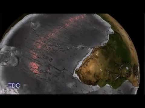 la terra senza gli oceani!