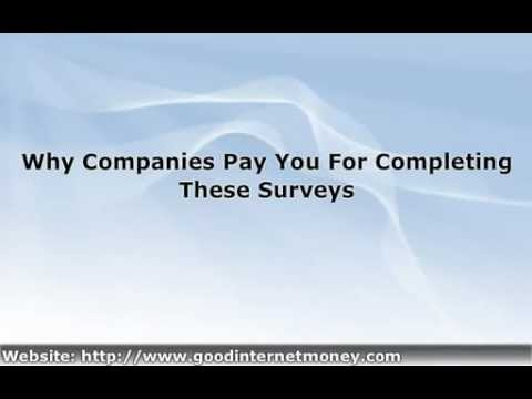 Real Paying Paid Surveys Online : Make Money $5 – $40 Just Taking A Simple Survey