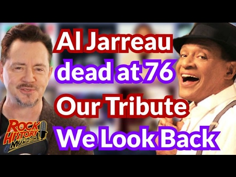 Jazz Legend Al Jarreau Dead at 76: We Look Back - Our Tribute