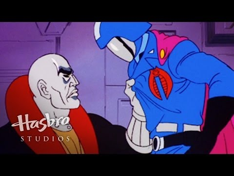 G.I. Joe: A Real American Hero - Destro Takes Over