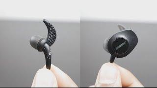Comparison between the Jaybird Freedom and Bose SoundSport Wireless headphones.Bose SoundSport Wireless Headphones:US: http://amzn.to/2jrfXh2UK: http://amzn.to/2oiZyhFJaybird Freedom:US: http://amzn.to/2jkrK3kUK: http://amzn.to/2oj2XNxFollow me on Twitter http://bit.ly/naPkja