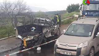 Bejaia: cinq morts et sept blessés dans une collision à Laazib - Canal Algérie