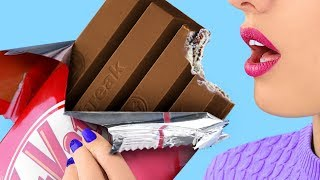 Video 7 DIY Giant Candy - Funny Pranks! MP3, 3GP, MP4, WEBM, AVI, FLV Maret 2019