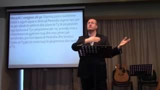 27 Nëntor 2016 Romakëve 8:17b-30 Pjesa 5.1 (Shpresa e fëmijëve të Perëndisë vargu 28)