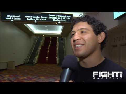 Gilbert Melendez Eddie Alvarez Is The Guy Outside of the UFC