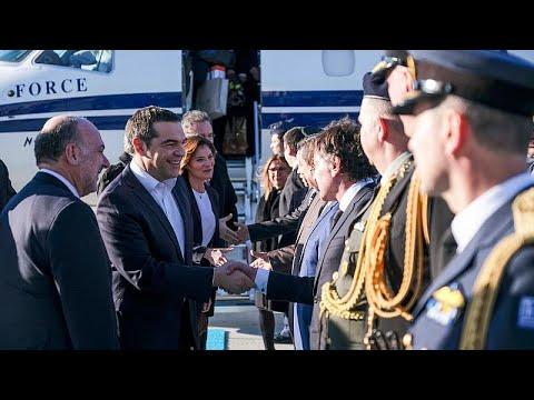 Στην Τουρκία ο Αλέξης Τσίπρας (pics)