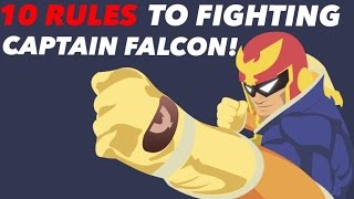 10 Rules to Fighting Captain Falcon