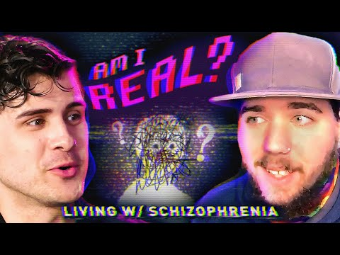I spent a day with people w/ SCHIZOPHRENIA