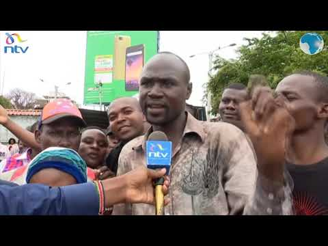 Irate ferry users express dismay over Likoni channel operations видео