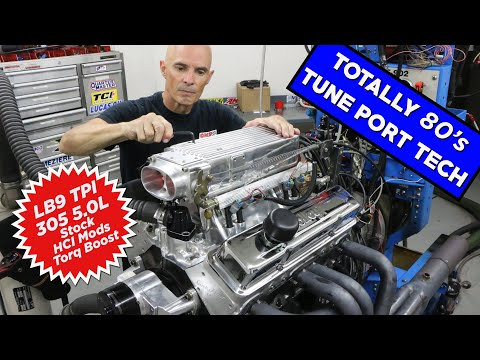 TPI TECH PLUS BOOST-FASTER THAN FORD?