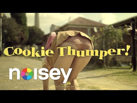 Die Antwoord Cookie Thumper Official Video