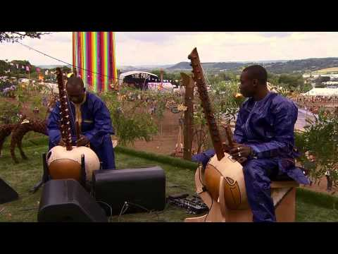 Toumani & Sidiki Diabate - BBC 2 Live Session (Glastonbury 2014)