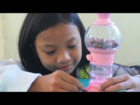 Chocolate Machine | Gumball Machine by Be Mine Bears - Kids' Toy