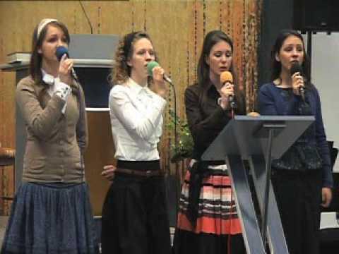 Surorile Onofrei - Cuiele nu Te-au tinut pe cruce (Biserica Penticostala Albini)