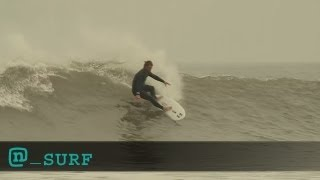 Occy & Sterling Spencer Surf Peru's Best Lefts