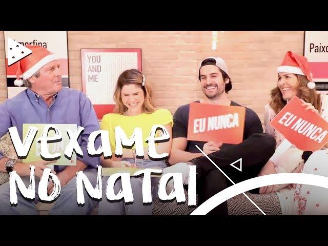 BRIGAR, FICAR BEBAÇO E CHORAR NA NOITE DE NATAL - Julia Faria