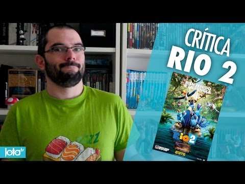 "Video Crítica de ""RIO 2″"