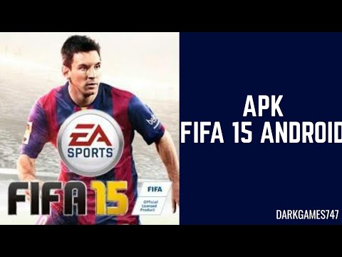 FIFA 15 PARA ANDROID 2018 (LINK POR MEDIAFIRE EN LA DESCRIPCION)