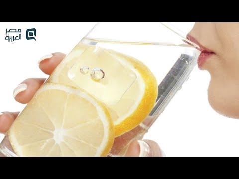 بينها تآكل الأسنان.. 8 أمراض يسببها «ماء الليمون»