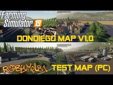 Dondiego Map v1.4