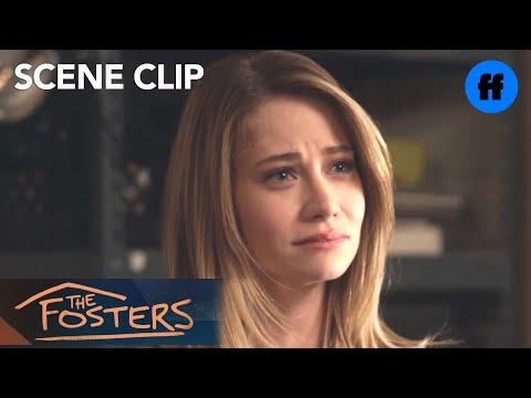 The Fosters | Season 5, Episode 20: Emma & Jesus Break-Up | Freeform
