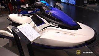 9. 2018 Yamaha EX Jet SKi - Walkaround - 2018 Boot Dusseldorf Boat Show