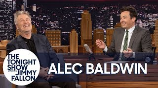 Video Jimmy and Alec Baldwin Talk About Their Daughters MP3, 3GP, MP4, WEBM, AVI, FLV Maret 2018