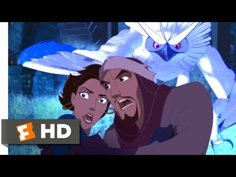 Sinbad (2003) - Ice Bird Chase Scene (7/10) | Movieclips