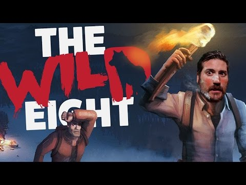 SURVIVE THE NIGHT - The Wild Eight Gameplay Part 1 (видео)