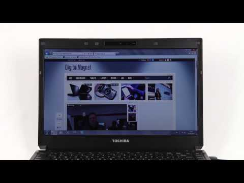 Toshiba Portege R930 Video Review by DigitalMag.net