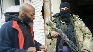 Bilal Abdul Kareem, an American living in regions of Syria controlled by the Al-Nusra Front terrorist group, has been referred as
