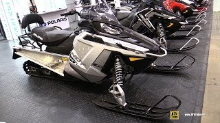 2. 2018 Polaris Indy LXT Sled - Walkaround - 2017 Toronto Snowmobile ATV Show