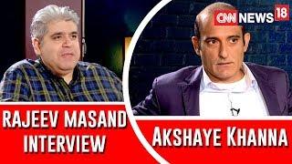 Akshaye Khanna interview with Rajeev Masand I Section 375